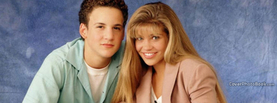 Boy Meets World Cory and Topanga Photo, Free Facebook Timeline Profile Cover