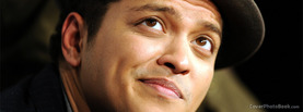 Bruno Mars Think, Free Facebook Timeline Profile Cover, Celebrity