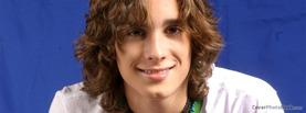 Diego Boneta Smile, Free Facebook Timeline Profile Cover, Celebrity