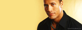 Dwayne Johnson Smile, Free Facebook Timeline Profile Cover, Celebrity
