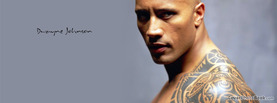 Dwayne Johnson The Rock, Free Facebook Timeline Profile Cover, Celebrity
