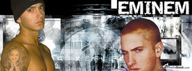 Eminem Retro, Free Facebook Timeline Profile Cover, Celebrity