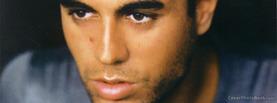 Enrique Iglesias Close, Free Facebook Timeline Profile Cover, Celebrity