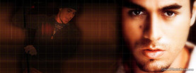 Enrique Iglesias Collage, Free Facebook Timeline Profile Cover, Celebrity
