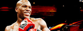Floyd Mayweather Boxing Smiling, Free Facebook Timeline Profile Cover, Celebrity