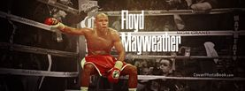 Floyd Mayweather Jr in Corner, Free Facebook Timeline Profile Cover, Celebrity
