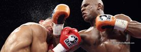 Floyd Mayweather Knockout Punch Victor Ortiz, Free Facebook Timeline Profile Cover, Celebrity
