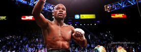 Floyd Mayweather The Winner, Free Facebook Timeline Profile Cover, Celebrity
