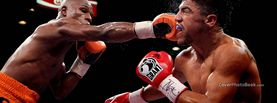 Floyd Mayweather vs Victor Ortiz Punch, Free Facebook Timeline Profile Cover, Celebrity