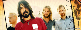 Foo Fighters HD, Free Facebook Timeline Profile Cover, Celebrity