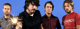 Foo Fighters Sparkler, Free Facebook Timeline Profile Cover, Celebrity