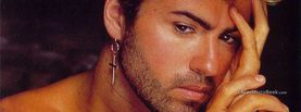 George Michael Sexy, Free Facebook Timeline Profile Cover, Celebrity