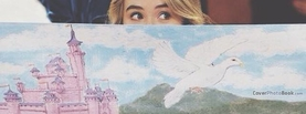 Girl Meets World Maya's Drawing, Free Facebook Timeline Profile Cover, Celebrity