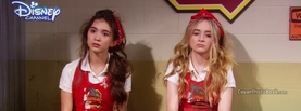 Girl Meets World Riley and Maya, Free Facebook Timeline Profile Cover, Celebrity