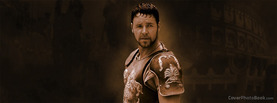 Gladiator Russell Crowe, Free Facebook Timeline Profile Cover, Celebrity