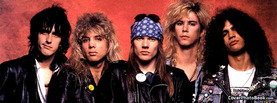 Guns N Roses, Free Facebook Timeline Profile Cover, Celebrity