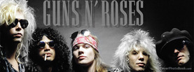 Guns N Roses Group, Free Facebook Timeline Profile Cover, Celebrity