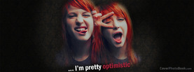 Hayley Williams Pretty Optimistic, Free Facebook Timeline Profile Cover, Celebrity