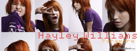 Hayley Williams Wallpaper Paddyt07, Free Facebook Timeline Profile Cover, Celebrity