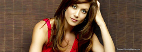 Kate Walsh Red, Free Facebook Timeline Profile Cover, Celebrity