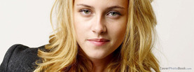 Kristen Stewart Blonde, Free Facebook Timeline Profile Cover, Celebrity