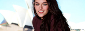 Kristen Stewart Smile, Free Facebook Timeline Profile Cover, Celebrity