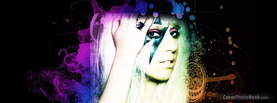 Lady Gaga, Free Facebook Timeline Profile Cover, Celebrity