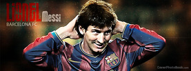 Lionel Messi Barcelona FC, Free Facebook Timeline Profile Cover, Celebrity