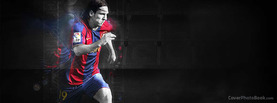 Lionel Messi Dark, Free Facebook Timeline Profile Cover, Celebrity
