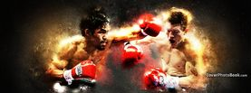 Manny Pacquiao Punching Boxing, Free Facebook Timeline Profile Cover, Celebrity
