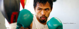 Manny Pacquiao Speed Bag, Free Facebook Timeline Profile Cover, Celebrity