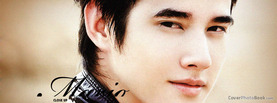 Mario Maurer Close Up, Free Facebook Timeline Profile Cover, Celebrity