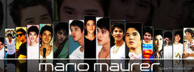 Mario Maurer Collage, Free Facebook Timeline Profile Cover, Celebrity