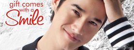 Mario Maurer Smile, Free Facebook Timeline Profile Cover, Celebrity