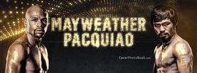 Mayweather Pacquiao 2015 Grand Fight, Free Facebook Timeline Profile Cover, Celebrity
