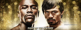 Mayweather Pacquiao Fight of the Century, Free Facebook Timeline Profile Cover, Celebrity