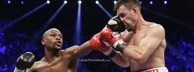 Mayweather vs Canelo Face Punch, Free Facebook Timeline Profile Cover, Celebrity
