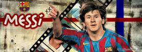 Messi Barcelona, Free Facebook Timeline Profile Cover, Celebrity