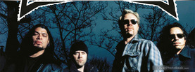 Metallica Band, Free Facebook Timeline Profile Cover, Celebrity