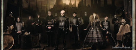 My Chemical Romance The Black Parade, Free Facebook Timeline Profile Cover, Celebrity