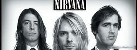Nirvana Band, Free Facebook Timeline Profile Cover, Celebrity