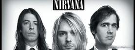 Nirvana Band, Free Facebook Timeline Profile Cover, Celebrity