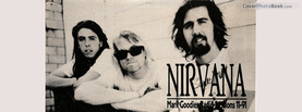 Nirvana Music Band, Free Facebook Timeline Profile Cover, Celebrity