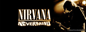 Nirvana Nevermind, Free Facebook Timeline Profile Cover, Celebrity