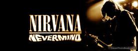 Nirvana Nevermind, Free Facebook Timeline Profile Cover, Celebrity