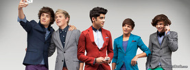 One Direction Color Suits, Free Facebook Timeline Profile Cover, Celebrity