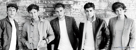 One Direction Intro, Free Facebook Timeline Profile Cover, Celebrity