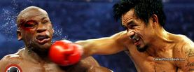 Pacquiao Punching Mayweather, Free Facebook Timeline Profile Cover, Celebrity