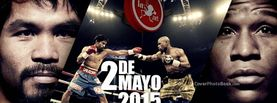 Pacquiao vs Mayweather May 2nd Mayo, Free Facebook Timeline Profile Cover, Celebrity