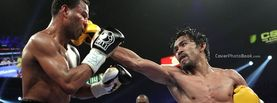 Pacquiao vs Mosley Face Punch, Free Facebook Timeline Profile Cover, Celebrity